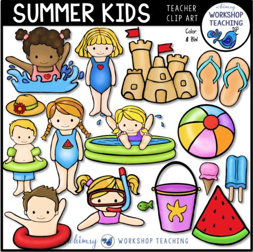 Summer Kids WWT