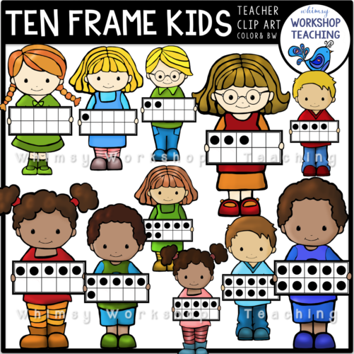 Ten Frame Kids WWT