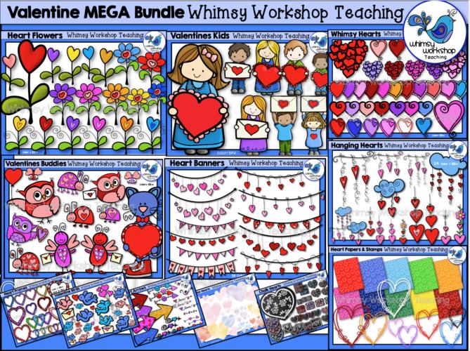 Valentines Mega Bundle