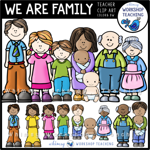 We are Family WWT
