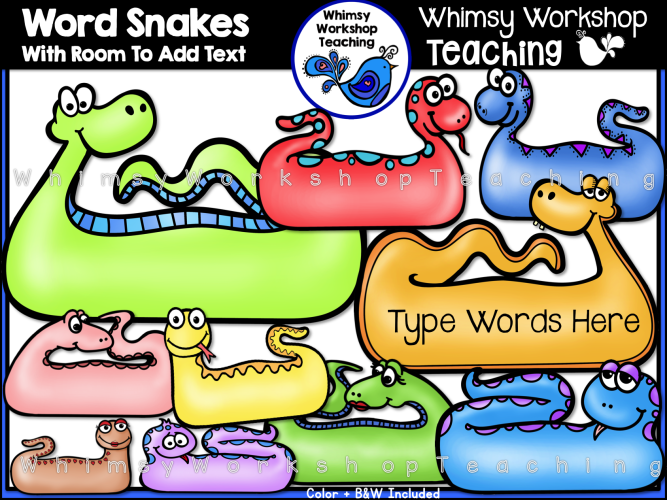 Word Snakes