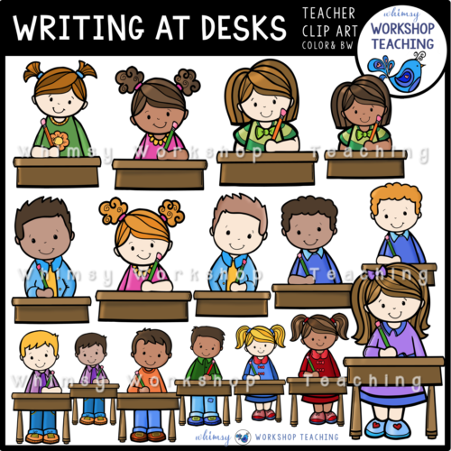 Writing At Desks WWT