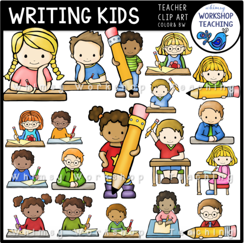Writing Kids WWT