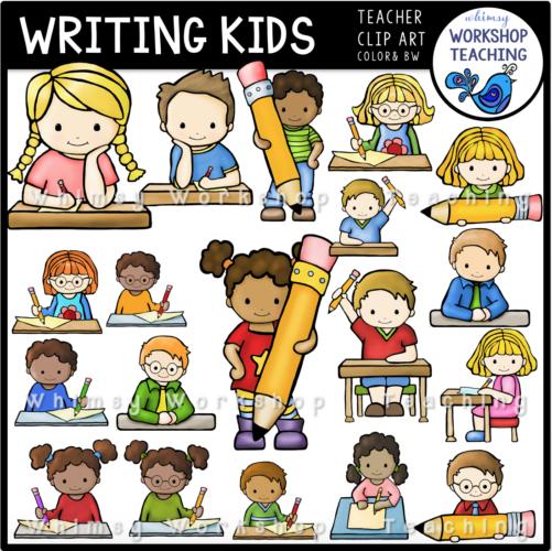 Writing Kids WWT