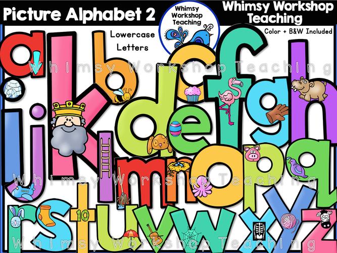 Picture Alphabet 2