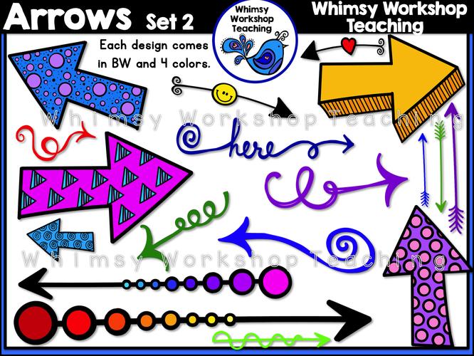 Arrows Set 2