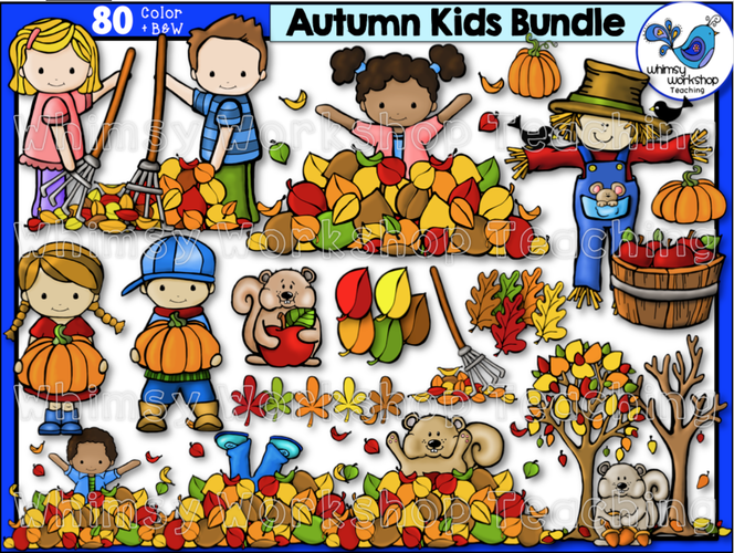 Autumn Kids Bundle