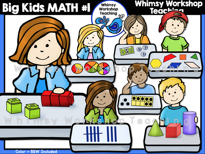 Big Kids Math 1