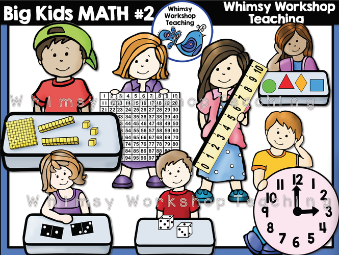 Big Kids Math #2