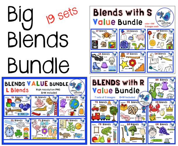 Big Blends Bundle