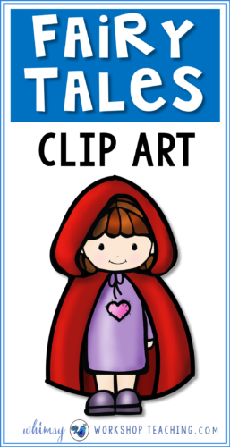 A big collection of fairy tales clip art! Click to see the entire collection on one page.