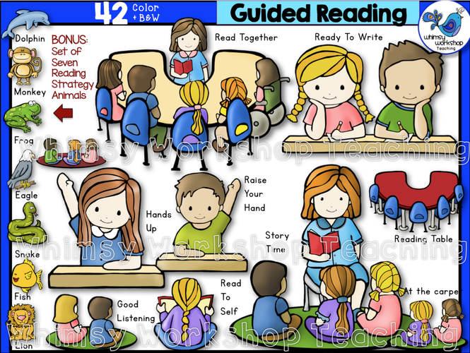Little Kids Guided Reading