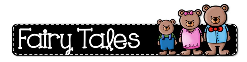 Header Clipart Fairytales