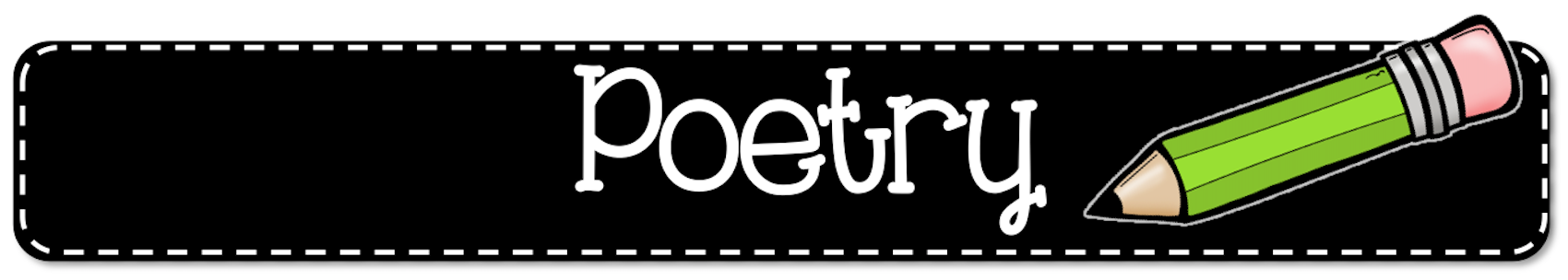 Header Literacy Poetry