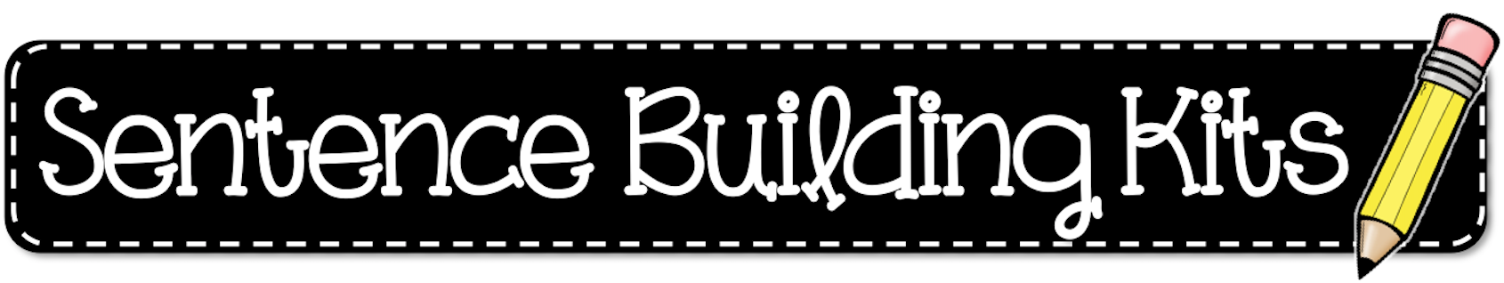 Header Literacy Sentence Building Kits