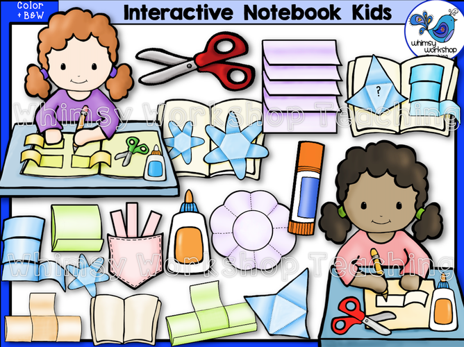 Interactive Notebook Kids