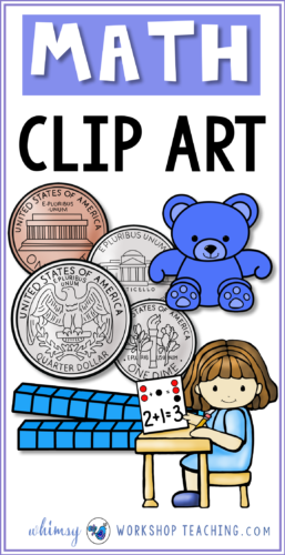 A big collection of MATH clip art! Click to see the entire collection on one page.