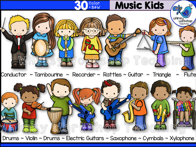 Little Kids Music Kids