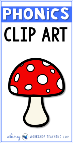 A big collection of PHONICS clip art! Click to see the entire collection on one page.