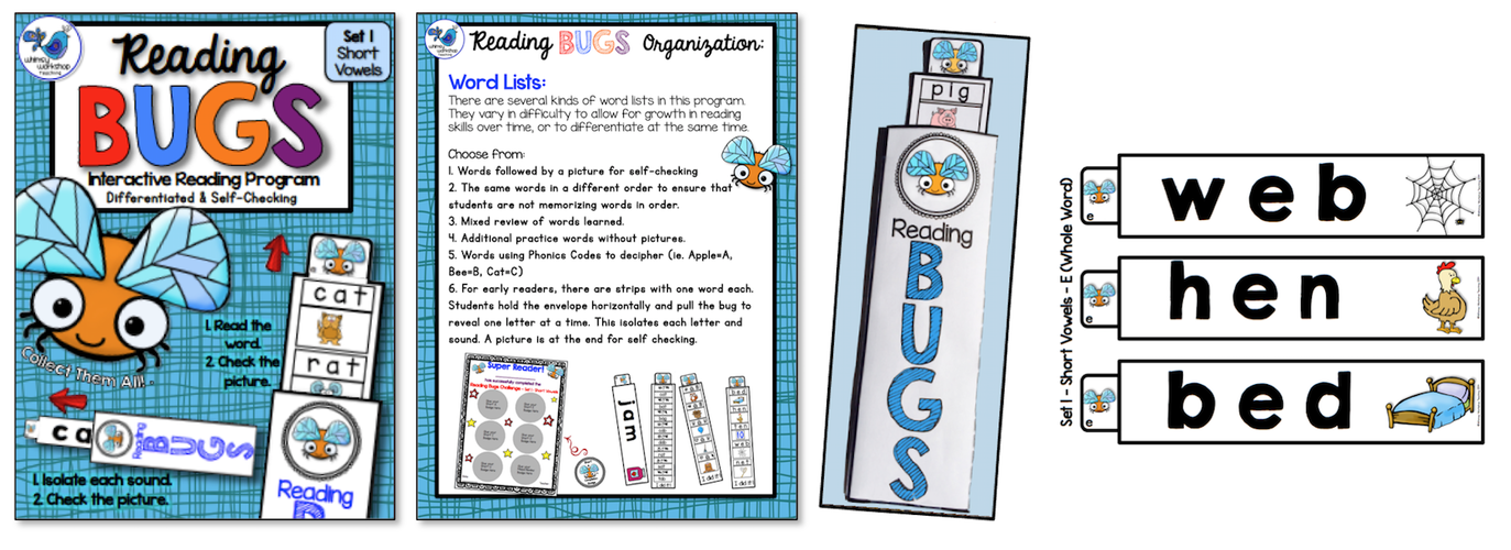Reading Bugs