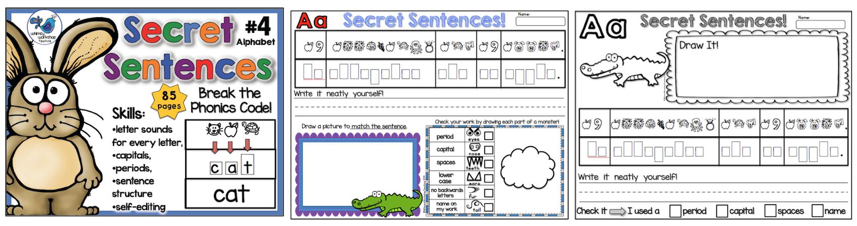 Secret Sentences 4