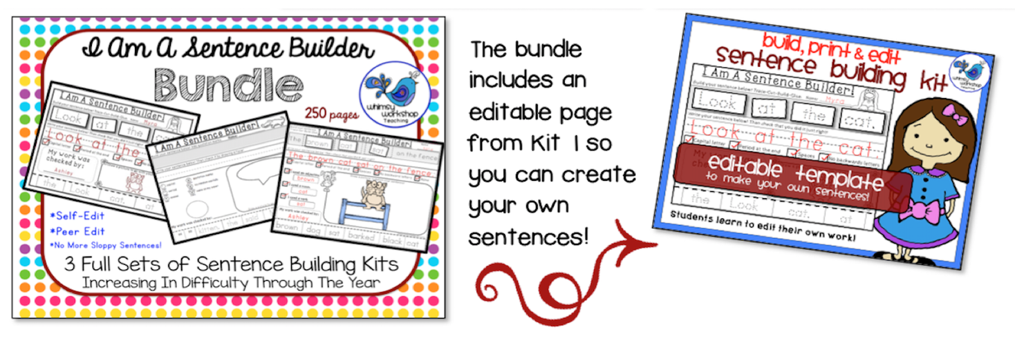 Sentence Builder Bundle