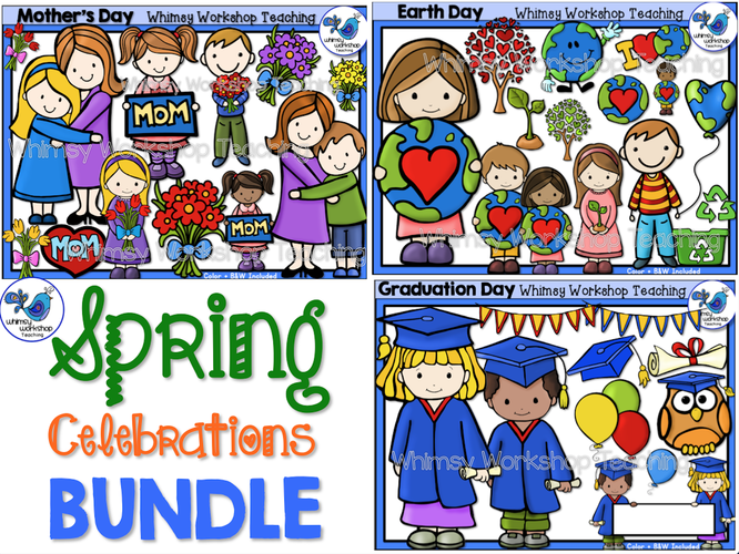 Spring Celebrations Bundle