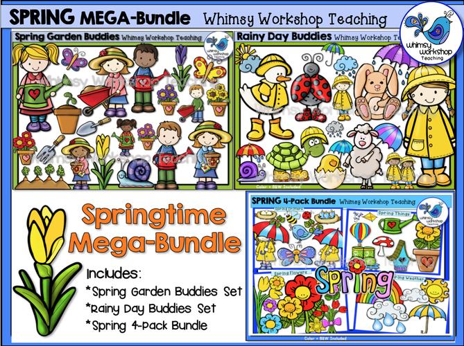 Springtime Mega Bundle