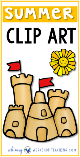 A big collection of SUMMER clip art for teachers. Click to see the whole collection on one page!