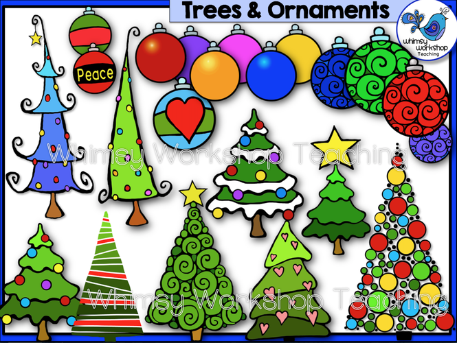 Trees & Ornaments
