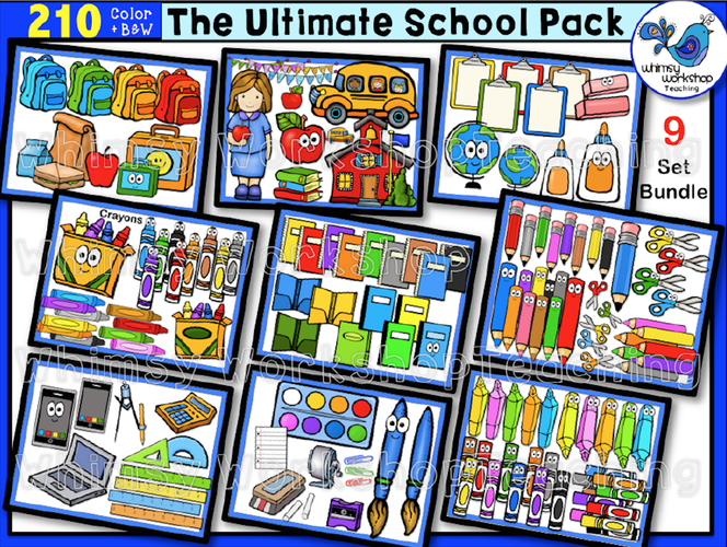 Ultimate School Pack