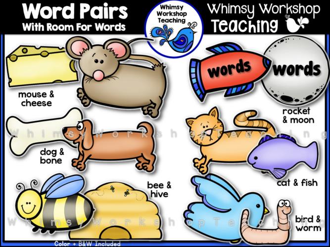 word pairs