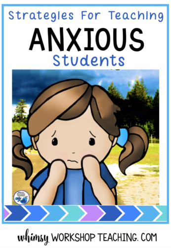 Strategies for Teaching New Concepts To Anxious Students