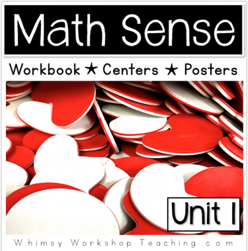 A comprehensive collection of math sense printables, reference posters and hands on centers. The self-checking pages and peer-checking pages offer unique challenges encouraging independence.