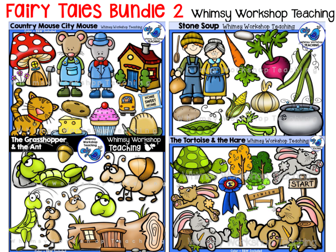 Fairy Tales Bundle 2