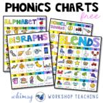 Phonics Reference Charts