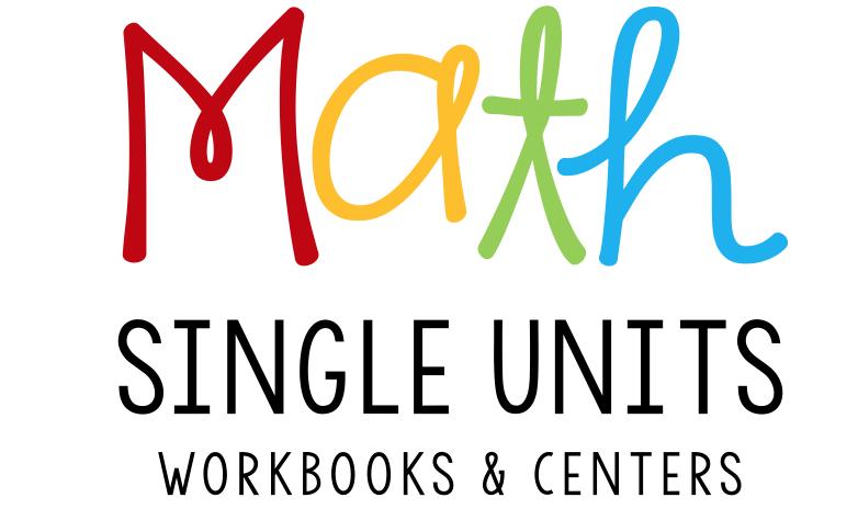 single math units header