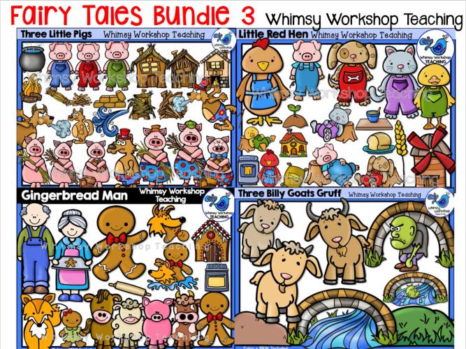 Fairy Tales Bundle 3