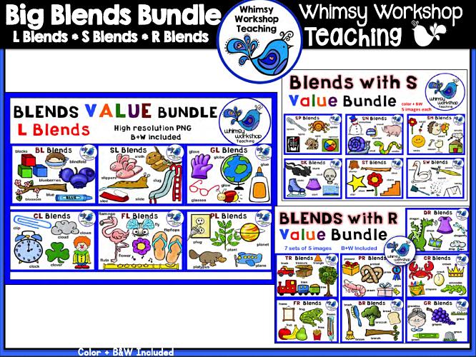 Big Blends Bundle LSR