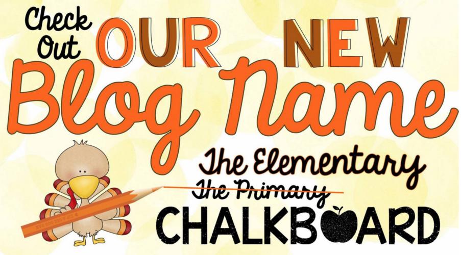 Chalkie Blog Name