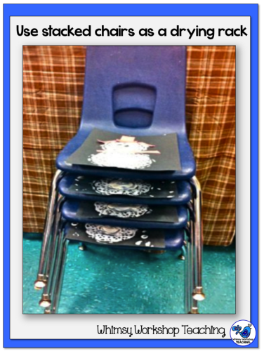 chalkies chair stack drying rack