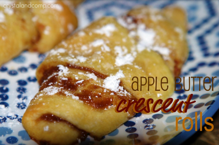 chalkie apple cresent recipe