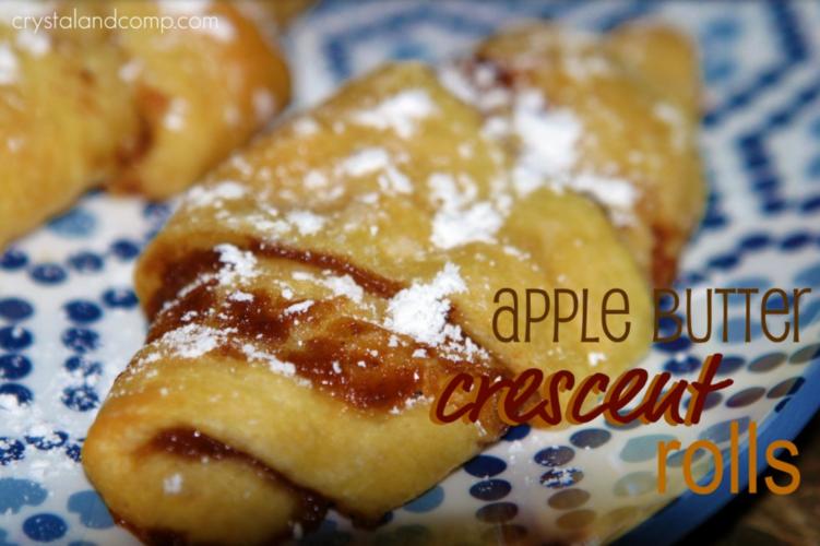 chalkie apple cresent recipe
