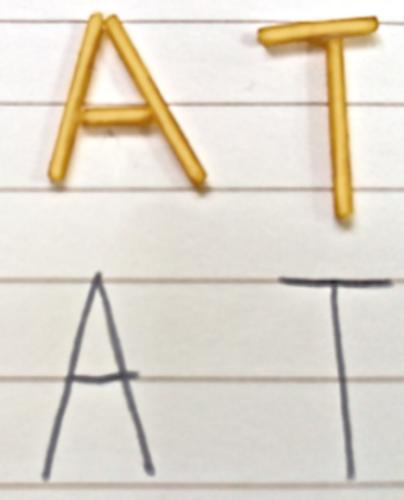 pasta words