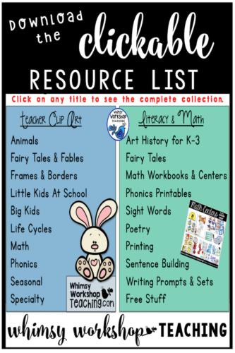 Clickable Resource Catalogue