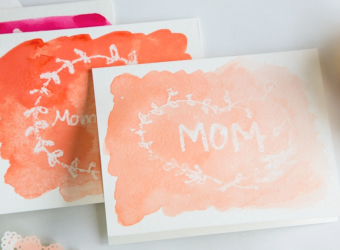 25 Classroom testes mother's day card ideas