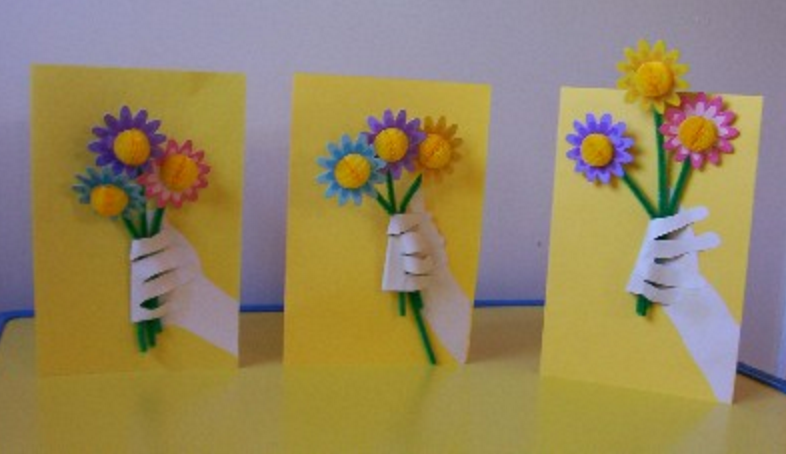 25 classroom tested mother 39 s day ideas whimsy workshop for Mother s day projects for preschoolers