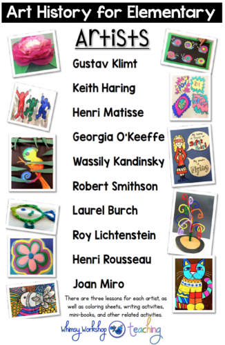 Art History 2 has easy lessons for busy teachers. Includes 30 lessons, teacher scripts to read aloud and photo instructions for the whole year.