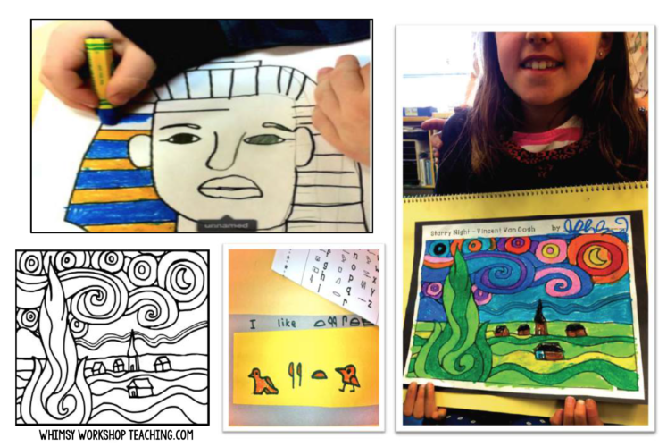 Art History for Elementary with teacher scripts