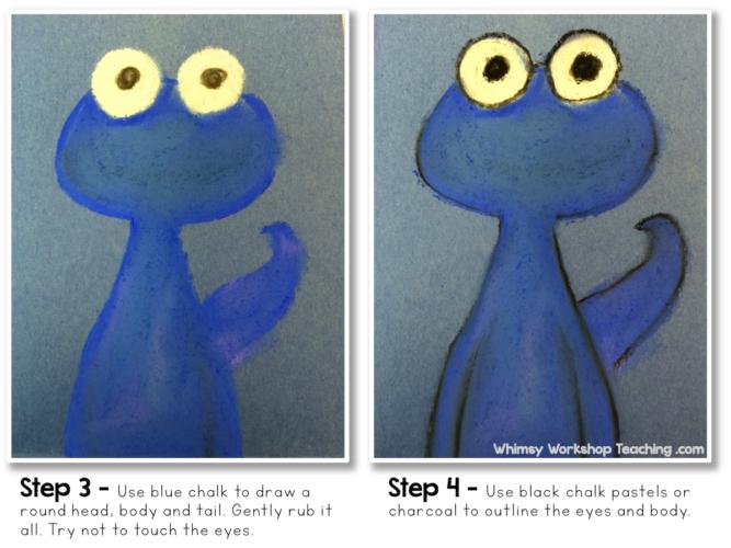 Art Tutorial Little Gecko